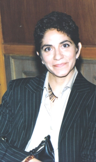 Silvia Peláez en 2003