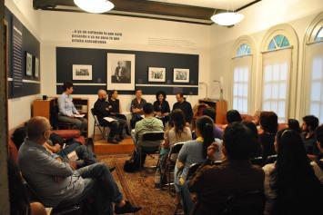 Lectura en Centro de Creación Literaria Xavier Villaurrutia. Voces del Teatro.