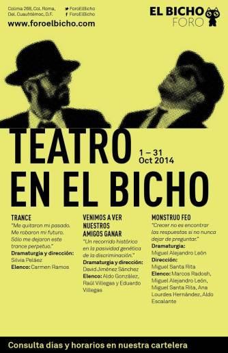 Cartelera_Bicho_teatro