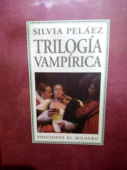 Portada_Trilogía vampirica